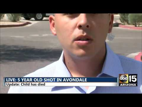 LIVE: 5 year old shot in Avondale