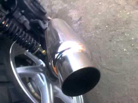 Прямоток скутер