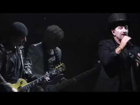 U2 Acrobat, Tulsa 2018-05-02 - U2gigs.com