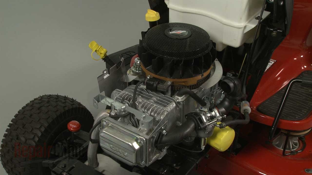 Briggs Amp Stratton Small Engine Disassembly G1
