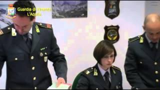 """L'Aquila: arrestato AD """"Santa Croce"""", sequestri per 13 mln"""