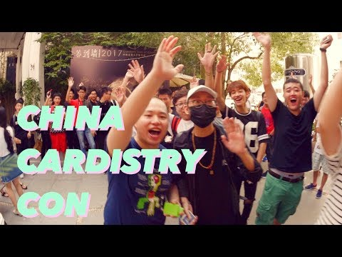 China Cardistry Con, Rap Opening, Cardistry Battles and more!