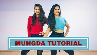 Mungda | Dance Tutorial | Total Dhamaal |  Team Naach Choreography