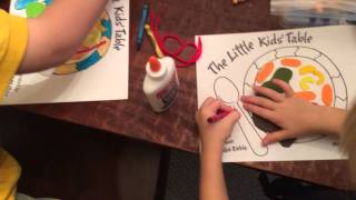 The Little Kids Table Craft