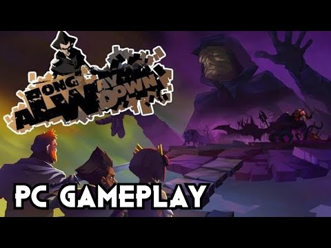 A Long Way Down Gameplay PC 1080p |