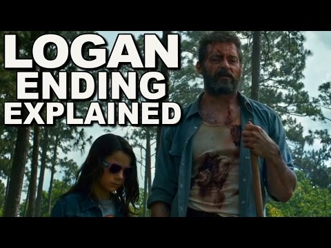 Thumbnail: Logan Ending Explained Breakdown Recap And What's Next For The X-Men Movie Universe?