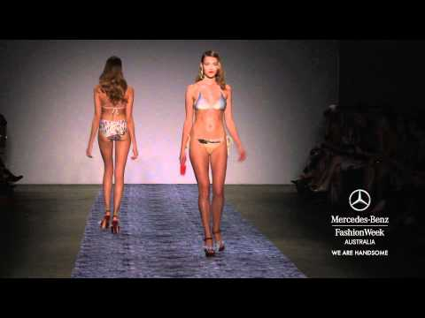 WE ARE HANDSOME - MERCEDES-BENZ FASHION WEEK AUSTRALIA SPRING SUMMER 2012/13 COLLECTIONS