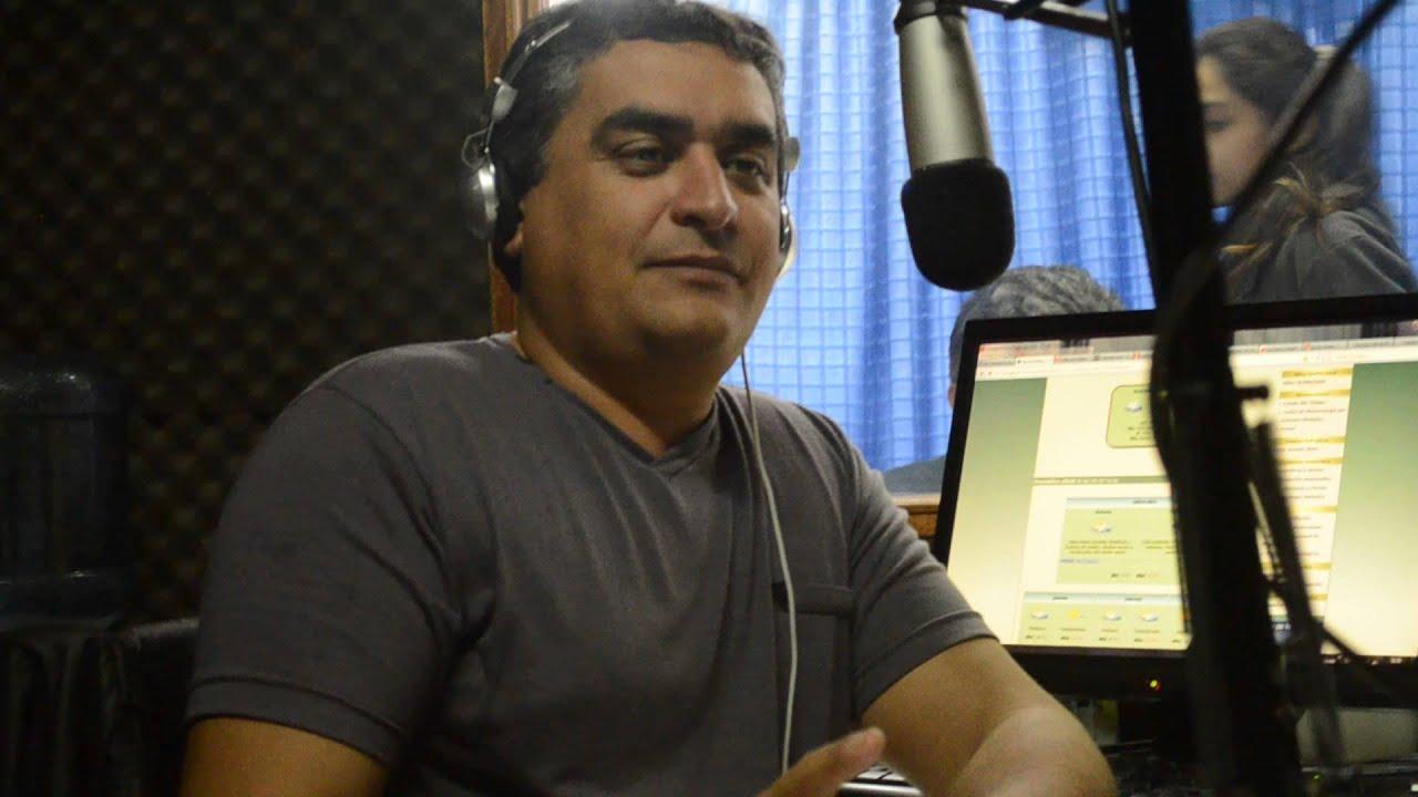 Agustín Calleri, entrevistado en FM Imperio - Río Cuarto - YouTube