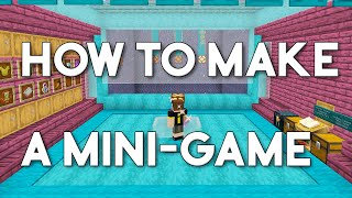 How To Design A Mini-Game In Minecraft