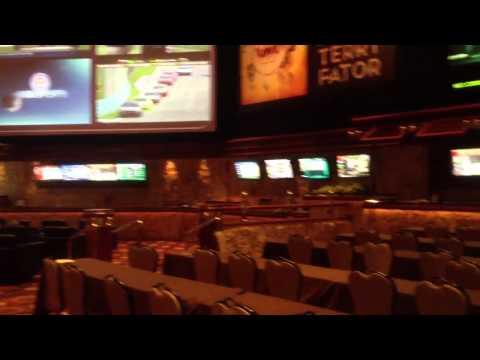 MGM Mirage sportsbook
