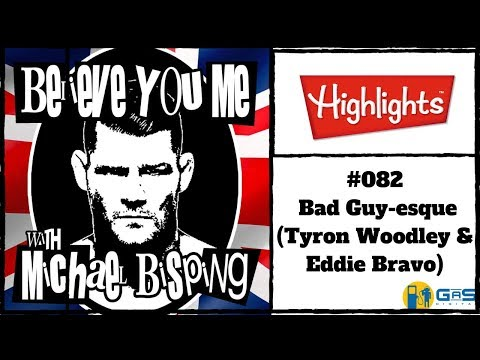 Tyron Woodley calls in to Believe You Me