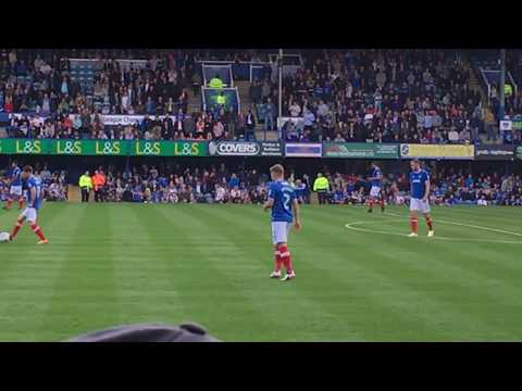Portsmouth Fc v Fleetwood Town