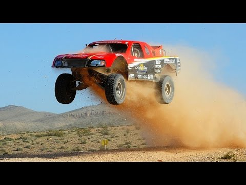 SCORE Baja 1000 Trophy Truck Off Road Racing