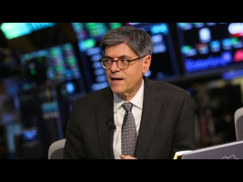 Fmr. US Treasury Sec. Jack Lew on China's devaluation of the yuan