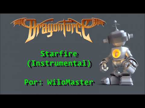 DragonForce - Starfire Instrumental