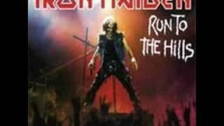 Iron Maiden - Run To The Hills (Nice Version)