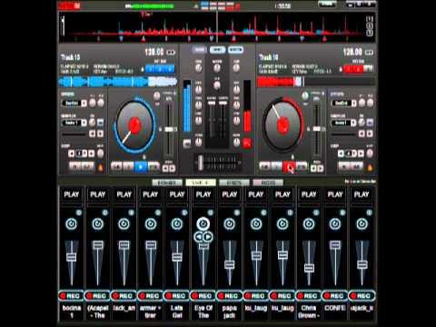 dj mix on camfrog ( dj myk A.K.A. 1Papajack )