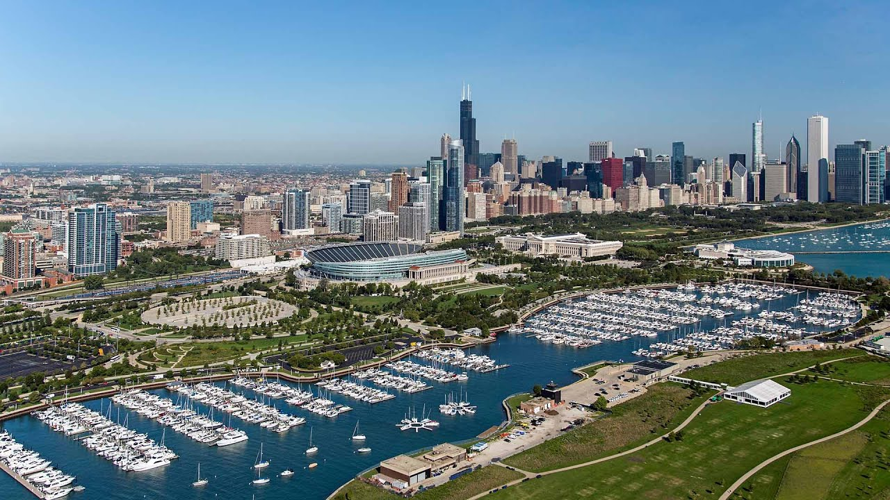 Why Chicago's South Loop is a great place to call home ...