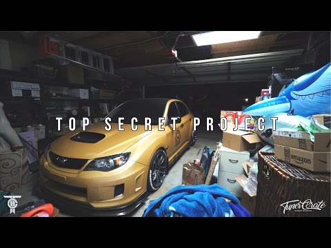 THE SUBARU WRX IS GONE: SECRET PROJECT | GTR MAIN CAR