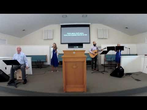 "August 16, 2020 ""When God is Silent"" | Exodus 1 - 2"