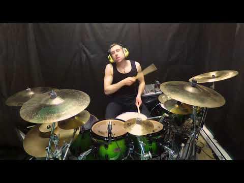"Matt Sheppard ""Jump Around"" drum cover"