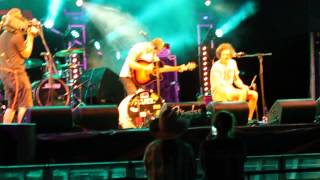 Cam & Kent @ Toyota Park Concert, Tamworth 2015
