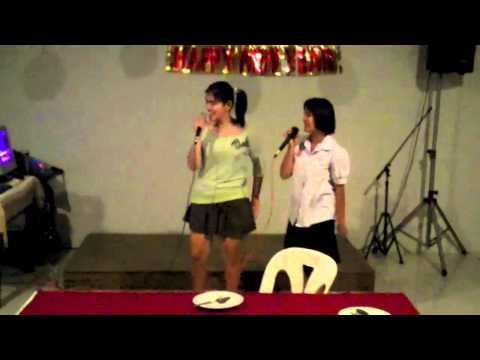 Chelsea got karaoke...