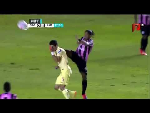 La patada de Ronaldinho