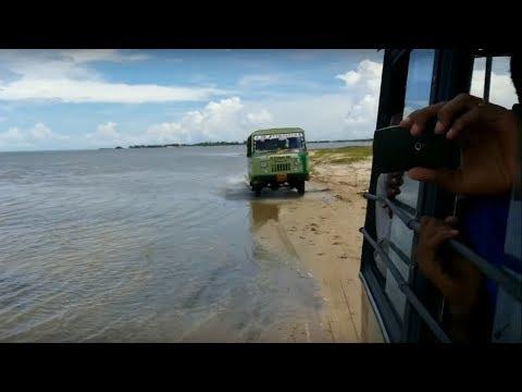 Bus Journey to the Beach - Dhanushkodi, Rameshwaram