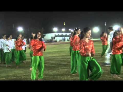 Annual Sports Day 2015-16 Dance Performance by APS Students
