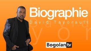 TED (David Tayorault) - Biographie