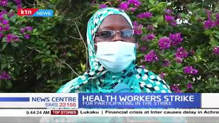 Over 500 medics sacked in Taita Taveta National Medics' strike enters 7th week