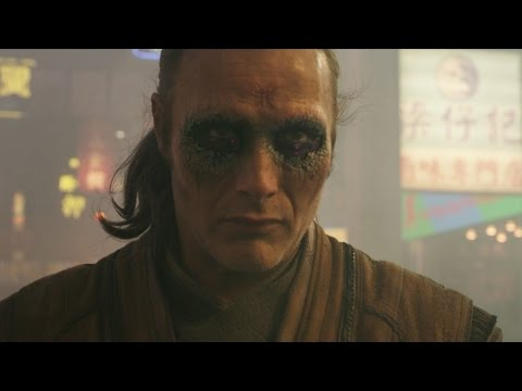 Mads Mikkelsen on How Doctor Strange's Kaecilius Compares to Hannibal
