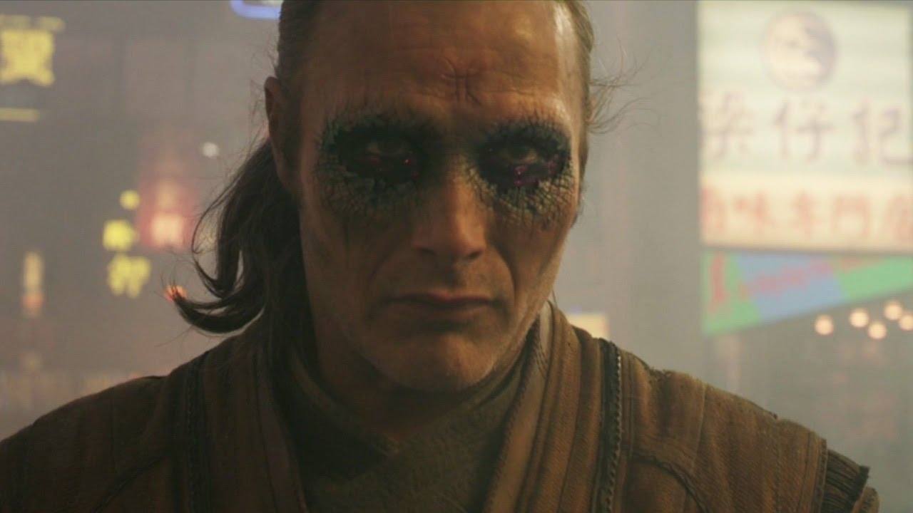 Image result for kaecilius