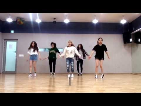 디아크 THE ARK 빛 The Light Dance Practice