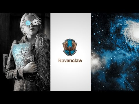 Ravenclaw pride .•*✮