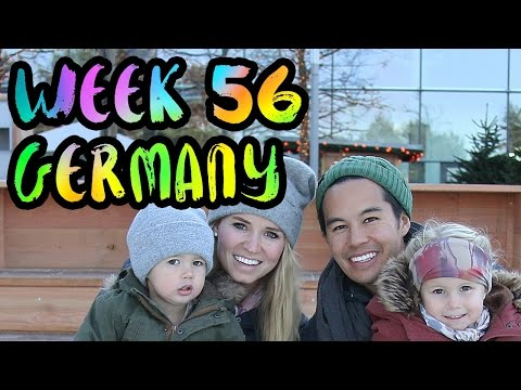 Christmas Markets in Berlin and Wolfsburg, Germany /// WEEK 56 : Germany