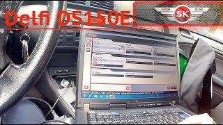 Обзор Delphi DS150E / МУЛЬТИМАРОЧНЫЙ СКАНЕР АВТО/Посылка из Китая/AliExpress