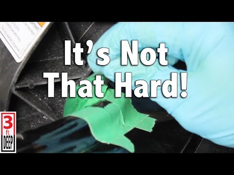 How To Repair The Gelcoat On Your Personal Water Craft