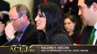 Congressional Hearing for Pastor Saeed - Sekulow Ep. 285