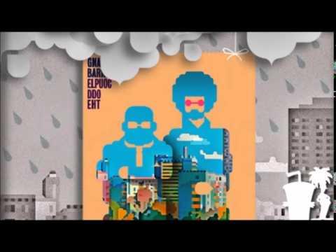 Gnarles Barkely - Elpuoc Ddo Eht ('The Odd Couple' Instrumentals Reversed) [FULL]