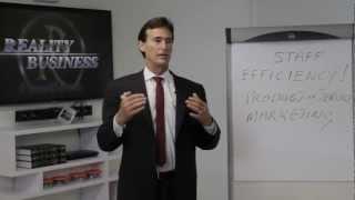Graham Payne - Staff Efficiency