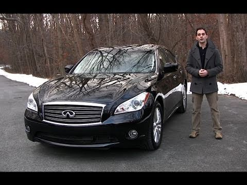 Roadfly.com - 2011 Infiniti M56 Road Test & Review