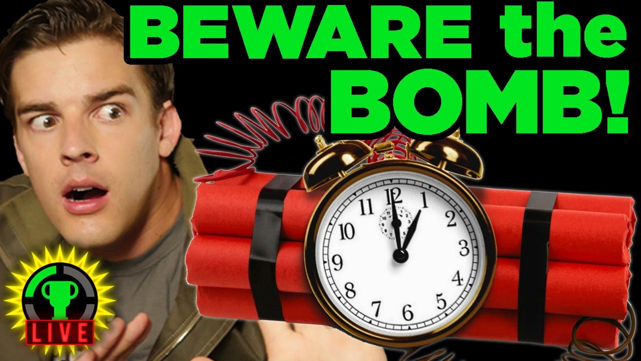 GT Live: MatPat VS The Bomb! - FT The Warp Zone - GT Live: MatPat VS The Bomb! - FT The Warp Zone
