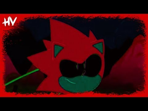 Sonic Mania - Intro (Horror Version) 😱