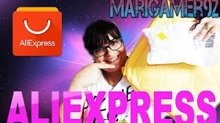 MEGA UNBOXING ALIEXPRESS