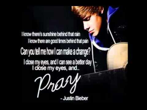Justin Bieber   Pray Official Full Verion + Download