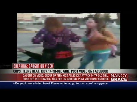 Teen Beating Video Youtube 2