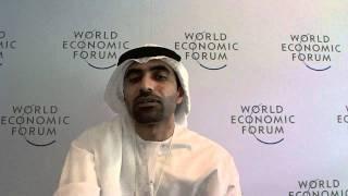 Fahad Al Raqbani - Davos Debates In Abu Dhabi 2011