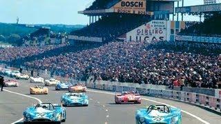 Le Mans - 1972 - Start